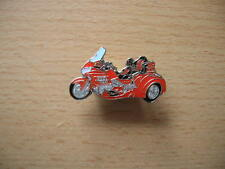 Pin Honda GW Gold Wing Goldwing Trike rot red Motorrad Art. 1144