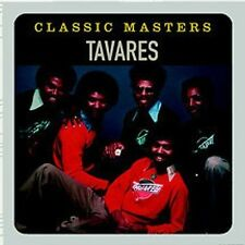 Classic Masters by Tavares (CD, Mar-2002, Capitol/EMI Records)