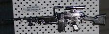 1/6 SCALE AUSSIE F89 MINIMI GUN - DIE CAST ZINC, DIGGER COLLECTIBLE TOY
