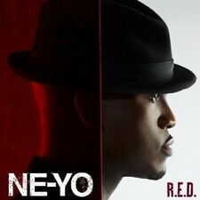 NE-YO - R.E.D.  CD HIPHOP RAP R&B SOUL POP  NEU