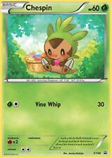 Chespin HOLO FOIL NM XY88 Pokemon TCG Collector's Chest Black Star PROMO Card
