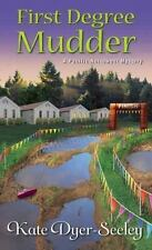 First Degree Mudder (A Pacific Northwest Mystery)-ExLibrary