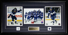 Auston Matthews Mitch Marner Toronto Maple Leafs Centennial Classic 3 photo fram