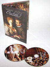 Elizabeth I (DVD, 2006, 2-Disc Set) - Helen Mirren - Jeremy Irons