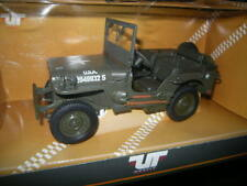 1:18 ut WILLY 'S JEEP raramente OVP