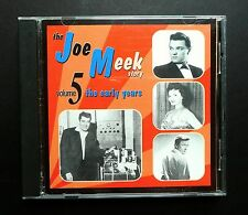 Joe Meek - Early Years - CD Vol. 5 - Petula Clark - British Telstar Producer