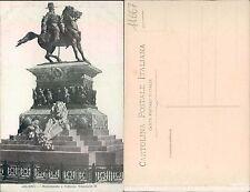 MILANO - MONUMENTO A VITTORIO EMANUELE II      (rif.fg.11667)