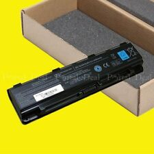 6 CELL BATTERY POWER PACK FOR TOSHIBA LAPTOP PC C855D-S5235 C855D-S5237