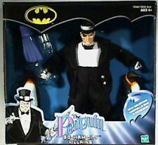 """Batman 9"""" Penguin Target Exclusive Doll With Cloth Outfit By Hasbro (MISB)"""