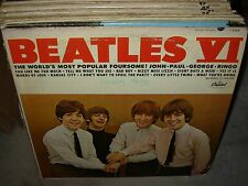 BEATLES VI ( rock ) - mono - see label -