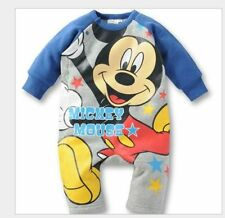 Newborn Baby Boy Girl Animal Bodysuit Outfit Costume Romper Cotton Clothes 9-12M