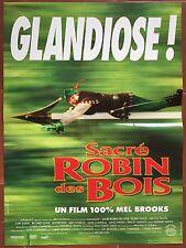 Affiche SACRE ROBIN DES BOIS Robin Hood Men in Tights MEL BROOKS 40x60cm