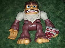 Fisher Price Imaginext Interactive Bigfoot Monster Caveman w/ RC Remote