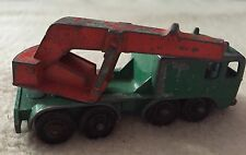 Matchbox Lesney Crane #30 Made In England Missing Hook See Pic