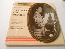 GIUSEPPE VERDI  LA FORZA DEL DESTINO/ SANTINI /PARAGON /UNPLAYED/ DSV52005