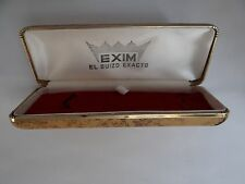 Exim Watch Box Vintage 1960's