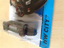Hot Wheels New Toy Model Car 49/250 Ford Mustang GT Concept SHERIFF POLICE Black