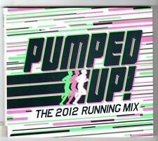 (GZ556) Various Artists, Pumped Up! - The 2012 Running Mix - Triple CD