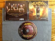 ALMORA - GATES OF TIME 2002 1PR NEW! THERION HAGGARD TRISTANIA TRAIL OF TEARS