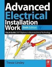 Advanced Electrical Installation Work by Trevor Linsley (Paperback, 2011)