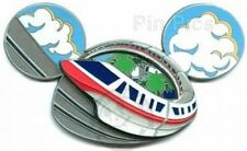 Disney Pin: WDW - Celebrating Fifty Years Monorail Hat Jumbo LE 750