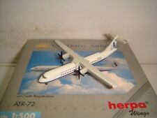 "Herpa Wings 500 Vietnam Airlines VN ATR-72 ""1990s color"" 1:500 NG"