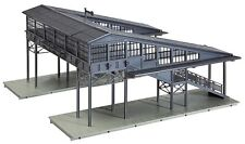 NEW ! HO scale Faller Platform Pedestrian Bridge : Building KIT # 131279