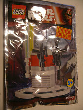 Lego STAR WARS 911511 Polybag Sabres Laser Blaster Stand LIMITED EDITION Neuf