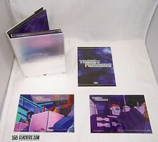 The Original TRANSFORMERS Season One AND Two (part 1) 8 DVDs / 2-Cells TV Anime