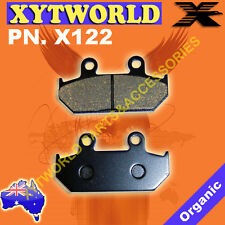 FRONT Brake Pads for HONDA NV 400 CJ/CK Steed 1992 1993