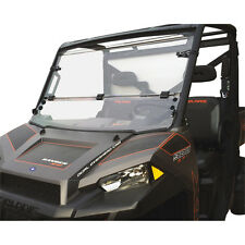 POLARIS RANGER XP900 570 FRONT FULL FOLDING FOLD DOWN HARD WINDSHIELD 2013-16