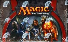 MAGIC MTG Core 2012 BOOSTER BOX Factory Sealed MTG THE GATHERING Rare Foil BONUS