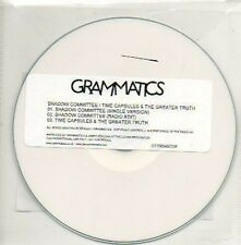 (189D) Grammatics, Shadow Committee - DJ CD