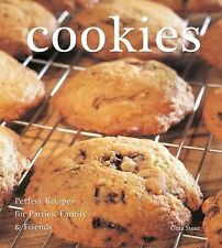 COOKIES Perfect Recipes for Parties, Family and Friends BRAND NEW HARDCOVER