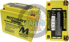 Kymco Xciting 250i  Motobatt Battery (2006-2008)