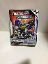 INSECTICONS TRANSFORMERS UNIVERSE SET TRU EXCLUSIVE 2009 HASBRO MISB NEW