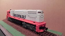 HO Diesel Engine ILLINOIS CENTRAL RAILROAD  Gizmo Trains