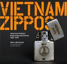 Vietnam Zippos: American Soldiers' Engravings and Stories  (1965-1973)-ExLibrary
