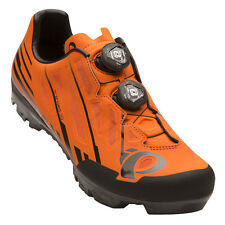 Pearl Izumi 2017 X-Project P.R.O. PRO Carbon MTB Shoes Screaming Orange/Black 42
