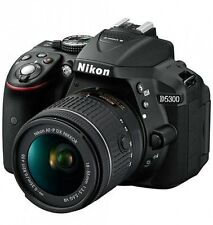 Refurbished Nikon D5300 Camera and 18-55mm AF-P VR Lens