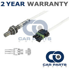 FOR RENAULT MEGANE 1.6 (1995-99) 3 WIRE FRONT LAMBDA OXYGEN SENSOR EXHAUST PROBE