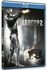 Rococop 2 - Blu-Ray - (Uncut French Version) - OOP - Irvin Kershner