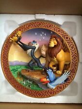 The Lion King Decorative Plate