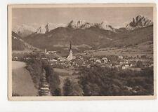 Welsberg im Pustertale Austria Vintage Postcard 136a