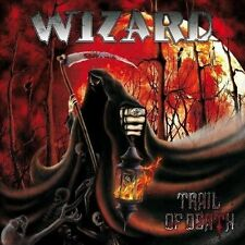 Wizard - Trail of Death CD 2013 power speed metal Germany Massacre Records