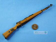 1:6 Scale Action Figure WW2 GERMAN INFANTRY MAUSER KARABINER 98K RIFLE GUN_98K