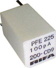 Evox Rifa PFE225 Styroflex Polystyrene Precision Capacitor 100pF 200V PFE 225
