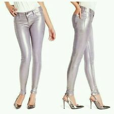 Guess by Marciano The Skinny Jean pants No. 61 – Metallic Coated size 25