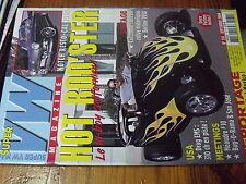 µ?a Super VW Mag n°181 La revue du Combi Cox Karmann Coccinelle + poster