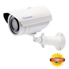 Geovision 1.3MP Target Bullet IP Security Camera, Night/Day(white)-GV-EBL1100-2F